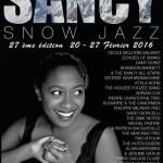 Sancy Snow Jazz Festival 2016 – le mont-Dore