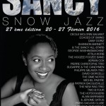 Sancy Snow Jazz Festival 2016 – le mont-Dore