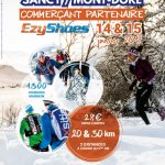 Trail Hivernal Sancy Mont-Dore 2016