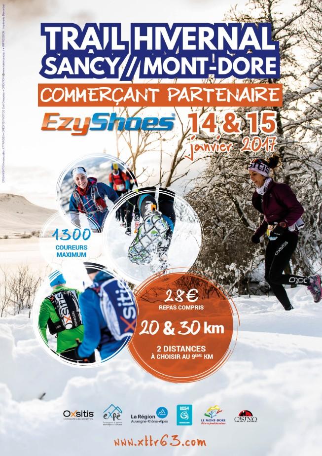 Trail Hivernal du Mont-Dore 2016