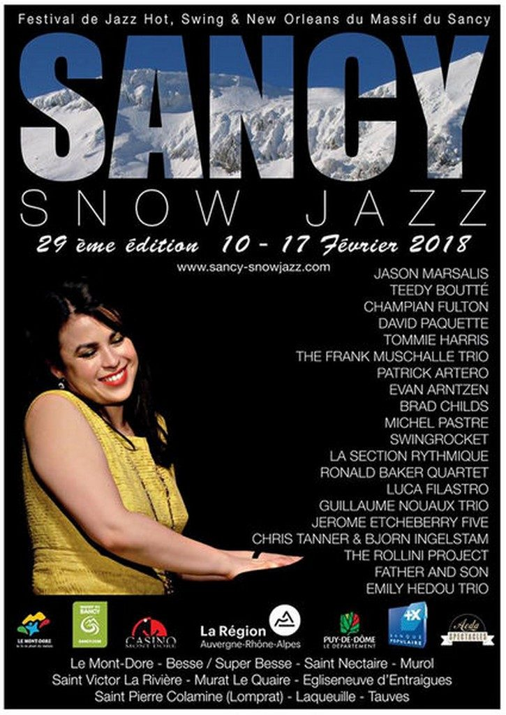snow jazz sancy 2018